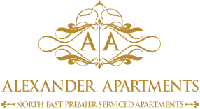Alexander Apartments Logo